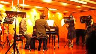 Concierto de Clavecin dirigido por Anita Savarain 2015