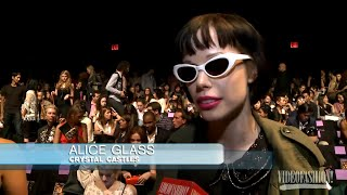 Alice Glass -  fashion show
