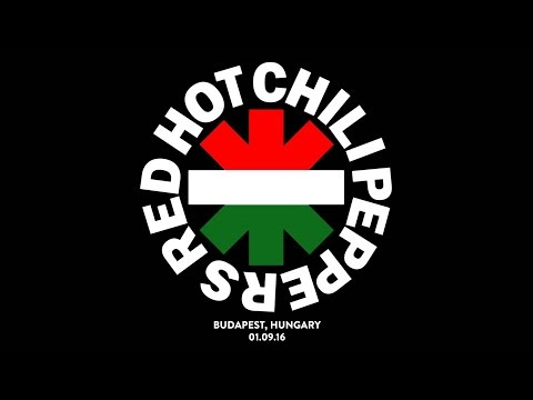 Red Hot Chili Peppers - Goodbye Angels (Live@Budapest, Hungary - 2016. 09. 01)