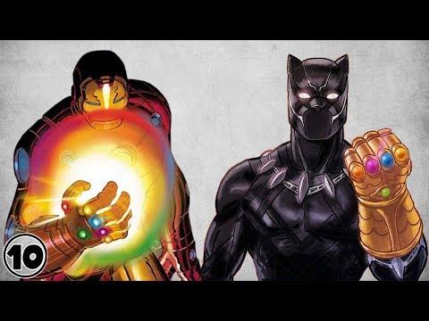 Top 10 Superheroes Who Wielded The Infinity Gauntlet