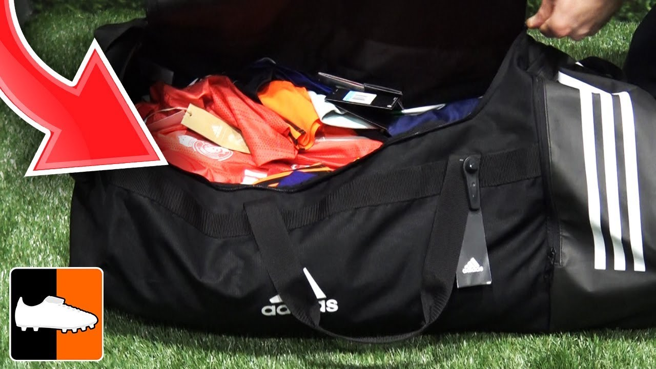 What's In The Bag?! Enormous Kits/Shirts Collection!!