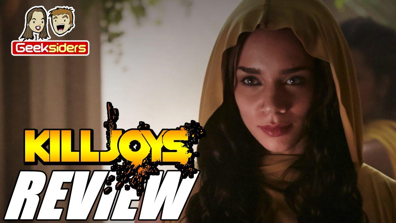 "Download Review: KILLJOYS || Season 2 Episode 7 || ""Heart Shaped Box"" (SPOILERS!)"