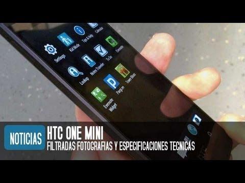 Htc One Mini Características Especificaciones Y Fotos Youtube