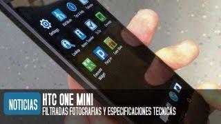 HTC ONE MINI, características, especificaciones(detalles) y fotos