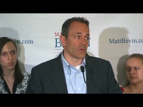 Bevin: Attacks made our opposition smaller people