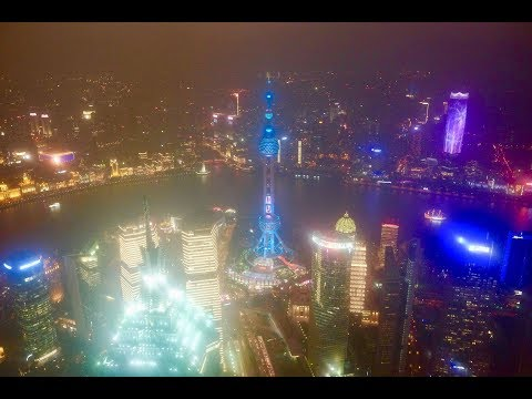 #CHINAVLOG Episode 1: Shanghai at First Sight