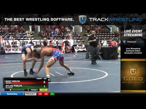 181 Cadet 126 Alec Viduya Indiana vs Dylan Phelps Michigan 6332725104