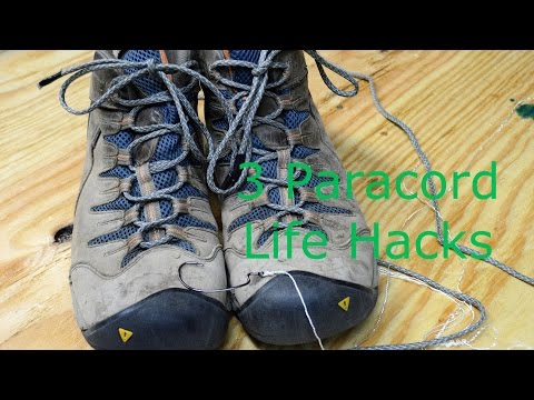 3-paracord-life-hacks!!