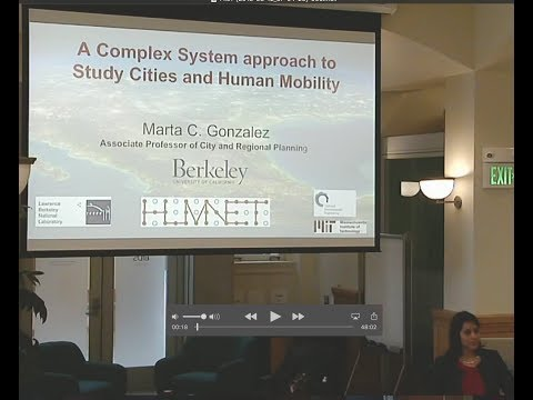 Modeling and Planning Urban Systems with Novel Data Sources