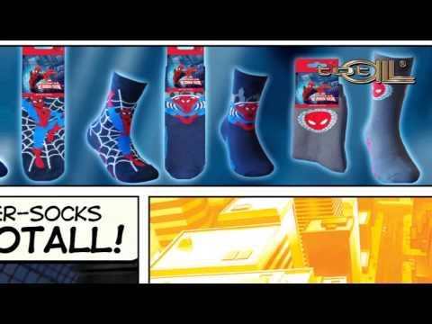Spider-socks