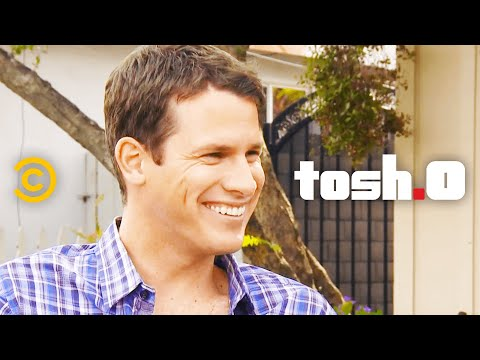 National Anthem Fail Girl - Full Episode - Tosh.0