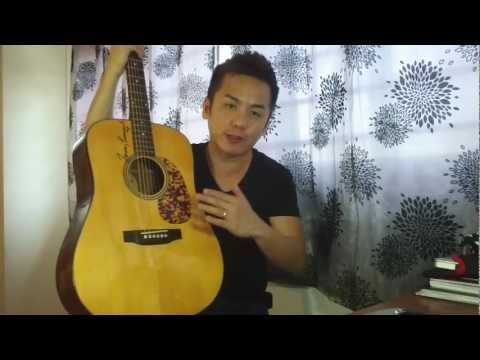 Blueridge BR140A Guitar Review in Singapore