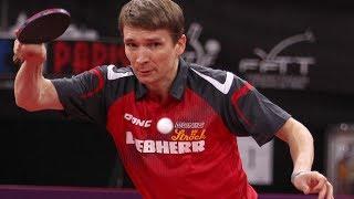Werner Schlager - A Very Smart Player