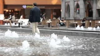 Burjuman Center, United Arab Emirates - Crystal Fountains
