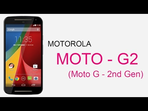 Motorola Moto G (2nd Generation) / Moto G2 | Specifications and Features