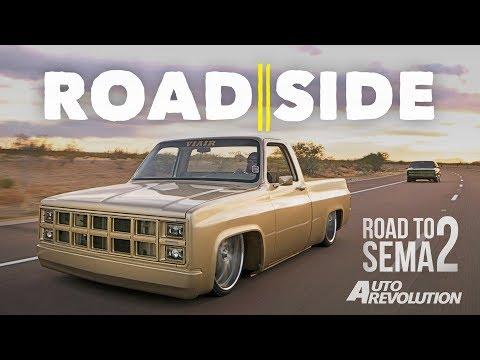Roadside S2 E2 Road to SEMA 2