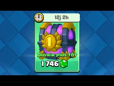 Clash Royale TOURNOI 10K GEMS Tomate eSports feat. @brenchong #4