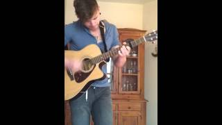 Johnny Cash - Folsom Prison Blues (acoustic cover)
