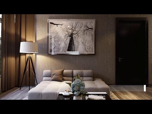 Service Apartment 3d Walkthrough