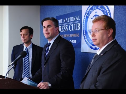 Obamacare press conference lawsuit