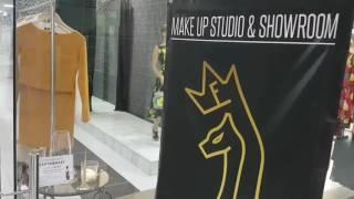 Легкое платье миди в Шоу-руме Karina Leks  Сочи