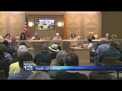Albuquerque Public Schools swears in new board members