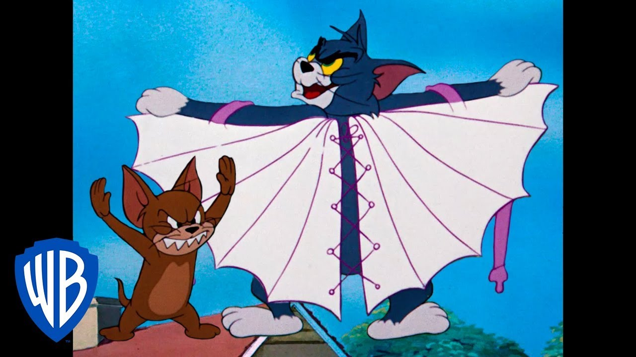 Tom & Jerry   Tom the Cat or Tom the Bird   WB Kids