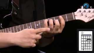 The Beatles - Twist And Shout (como tocar - aula de guitarra)