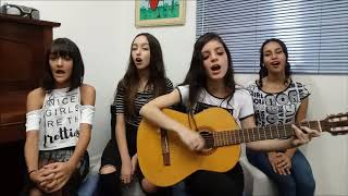 connectYoutube - IDGAF - Dua Lipa (I don't give a fuck) COVER ACÚSTICO - Little Singers