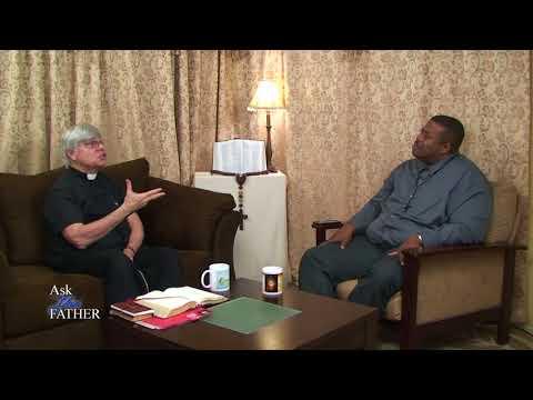 Ask Your Father - Repentance - Fr. James Blount, SOLT
