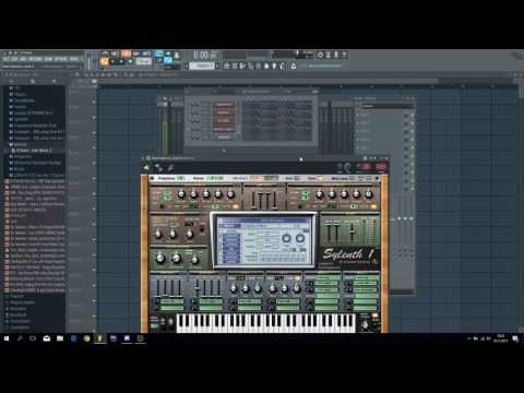 POWERFUL HARDSTYLE LEAD TUTORIAL (VOICE TUTORIAL) FREE FLP!