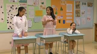 大埔官立小學 第二組 考試前