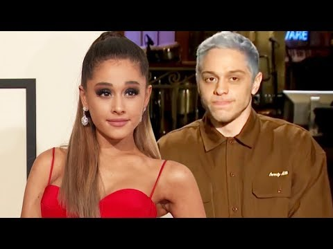 Did Ariana Grande Overreact to Pete Davidson's SNL Proposal Joke? Mp3
