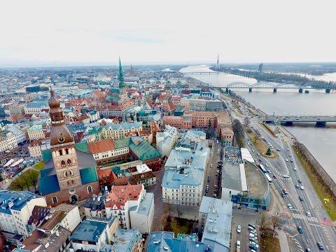 Lettonia Ed Estonia - Riga E Tallin In Due Giorni