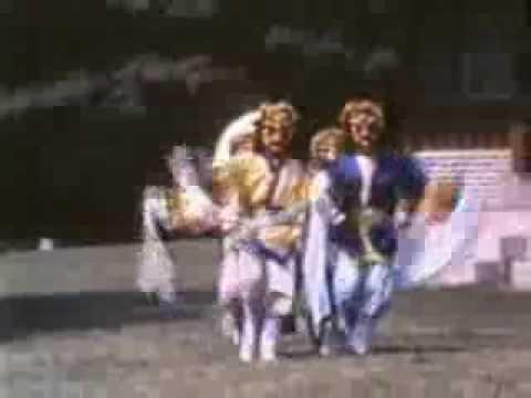 Pongsan Masked Dance-Drama (Korea)