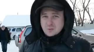 Вольво в подарок  Сибирь, мороз  А Гефнидер и А Долженко