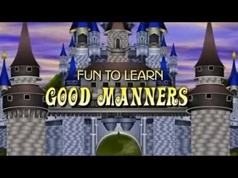 Learn Good Manners For Kids   Animated Video   LehrenKids