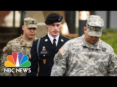 Sergeant Bowe Bergdahl: The Man Branded 'Dirty, Rotten Traitor' By President Donald Trump | NBC News