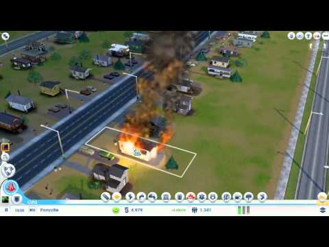 Simcity in Live @Twitch 1/2