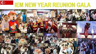 IEM New Year Thanksgiving Reunion Gala 2017
