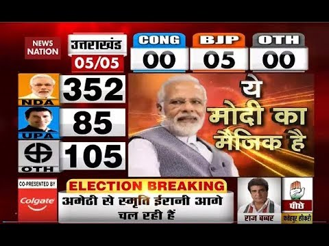 Lok Sabha Election Results 2019: How PM Modi almost sweeps India
