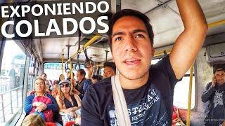 TRANSPORTE PÚBLICO en ECUADOR