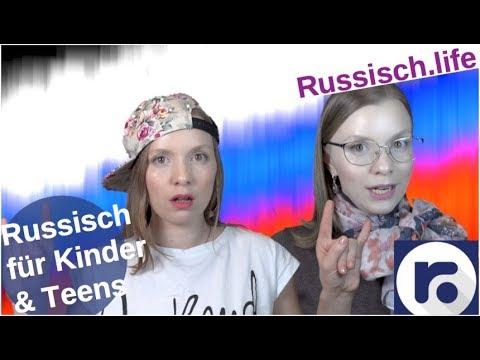 Russisch für Kinder & supercoole Teens