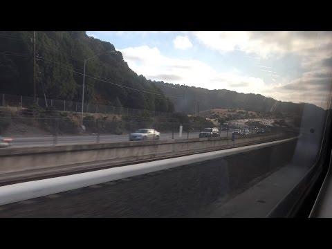 Bay Area Rapid Transit HD 60fps: Riding BART C Car (Dublin / Pleasanton - Bay Fair) 7/23/15