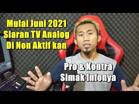 4 Tahapan Proses Migrasi TV Digital Mulai Bulan Juni 2021