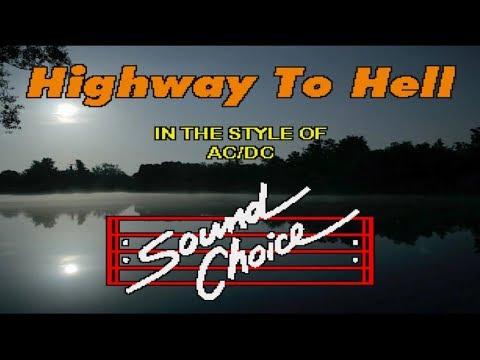 Karaoke AC/DC - Highway To Hell
