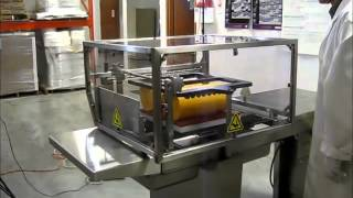 Foodtools 5-JR Industrial Multi-Direction Wire Cheese and Butter Cutting Machine