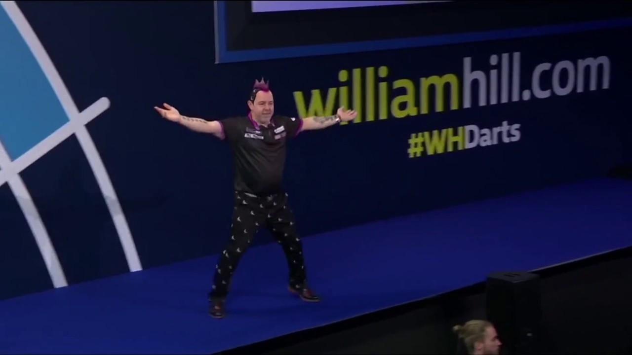 Peter Wright Walk On