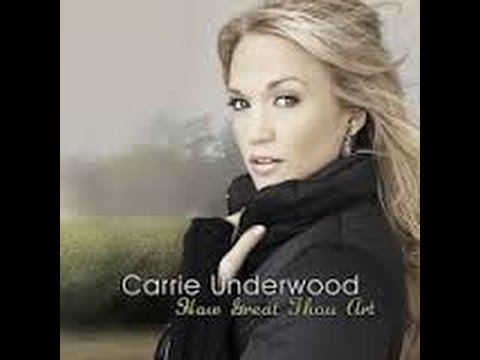 How Great Thou Art (In the Style of Carrie Underwood) (Karao