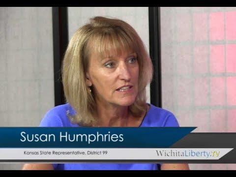 WichitaLiberty.TV: Kansas Representative Susan Humphries